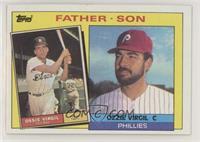 Father - Son - Ossie Virgil, Ozzie Virgil