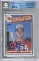 Mark McGwire [JSA Certified Encased by BGS]