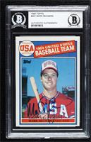 Mark McGwire [BAS Certified BAS Encased]