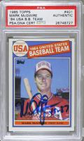 Mark McGwire [PSA AUTHENTIC]