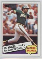 Record Breaker - Joe Morgan