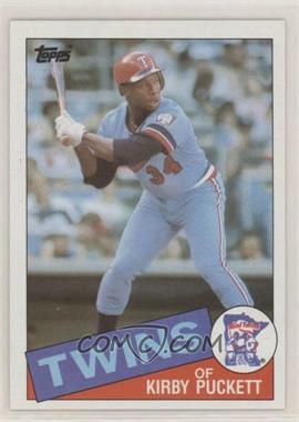 1985 Topps - [Base] #536 - Kirby Puckett - Courtesy of COMC.com