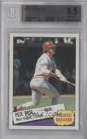 Record Breaker - Pete Rose [BGS 8.5]