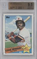 All Star - Eddie Murray [BGS 9.5 GEM MINT]