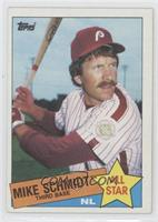 All Star - Mike Schmidt [EX to NM]