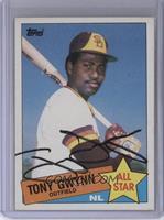 All Star - Tony Gwynn [JSACertifiedCOASticker]