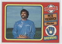 Pete Vuckovich