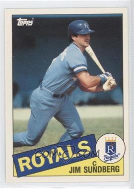 Jim Sundberg Kansas City Royals Baseball Royals Baseball