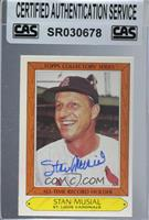 Stan Musial [CASCertifiedSealed]
