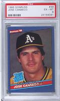 Jose Canseco [PSA6]