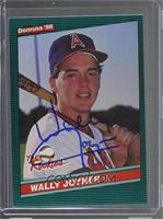 Wally Joyner [JSA Certified Auto]