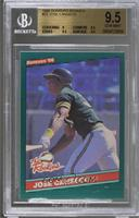 Jose Canseco [BGS9.5]
