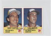 Gary Carter, Cal Ripken Jr.