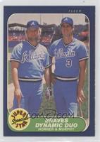 Bob Horner, Dale Murphy