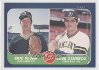 Eric Plunk, Jose Canseco