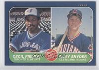 Cecil Fielder, Cory Snyder