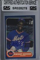 Dwight Gooden [CAS Certified Sealed]