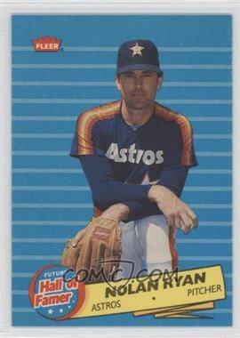 1986 Fleer - Future Hall of Famer #5 - Nolan Ryan