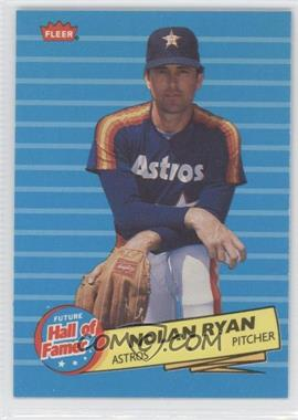 1986 Fleer - Future Hall of Famer #5 - Nolan Ryan