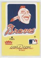 Atlanta Braves Logo - Tris Speaker