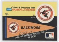 Baltimore Orioles (Pennant)