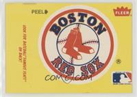Boston Red Sox Logo - Fred Toney, Hippo Vaughn