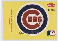 Chicago Cubs Logo - Walter Johnson