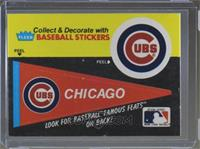 Chicago Cubs Pennant - Red Rolfe