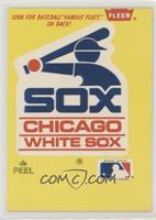 Chicago White Sox Logo - Ed Reulbach