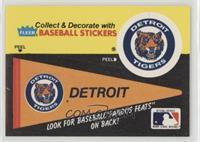 Detroit Tigers (Pennant)