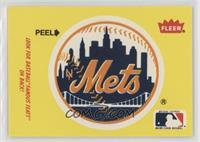 New York Mets Logo - Red Rolfe