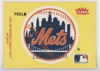 New York Mets Logo - Red Rolfe