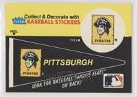 Pittsburgh Pirates Pennant - Deacon Phillippe