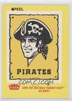 Pittsburgh Pirates Logo - Deacon Phillippe