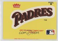San Diego Padres Logo - Ed Reulbach