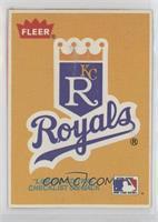 Checklist, Kansas City Royals Logo [PoortoFair]
