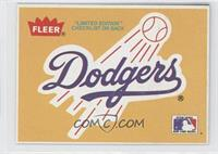 Checklist - Los Angeles Dodgers Logo