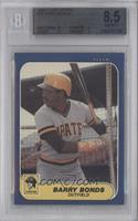 Barry Bonds [BGS 8.5]