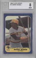 Barry Bonds [BGS 8]