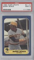 Barry Bonds [PSA 9]