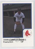 John Christensen (Glove in right hand)