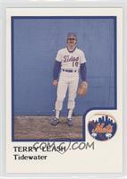 Terry Leash
