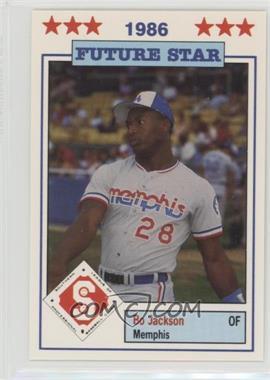 1986 Southern League All-Stars - [Base] #13 - Bo Jackson