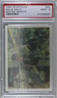 Willie Mays [PSA 9 MINT]