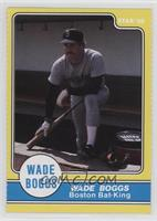 Wade Boggs Boston Bat-King Kneeling