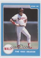 Wally Joyner (The 1985 Season)