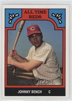 Johnny Bench (Color Photo)