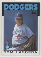 Tom Lasorda [EX to NM]