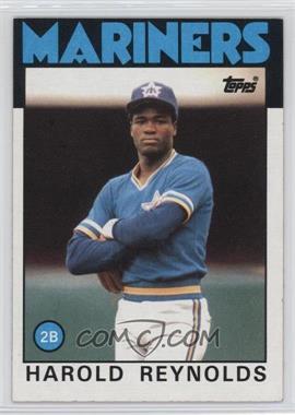 1986 Topps - [Base] #769 - Harold Reynolds