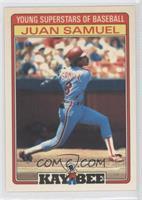 Juan Samuel